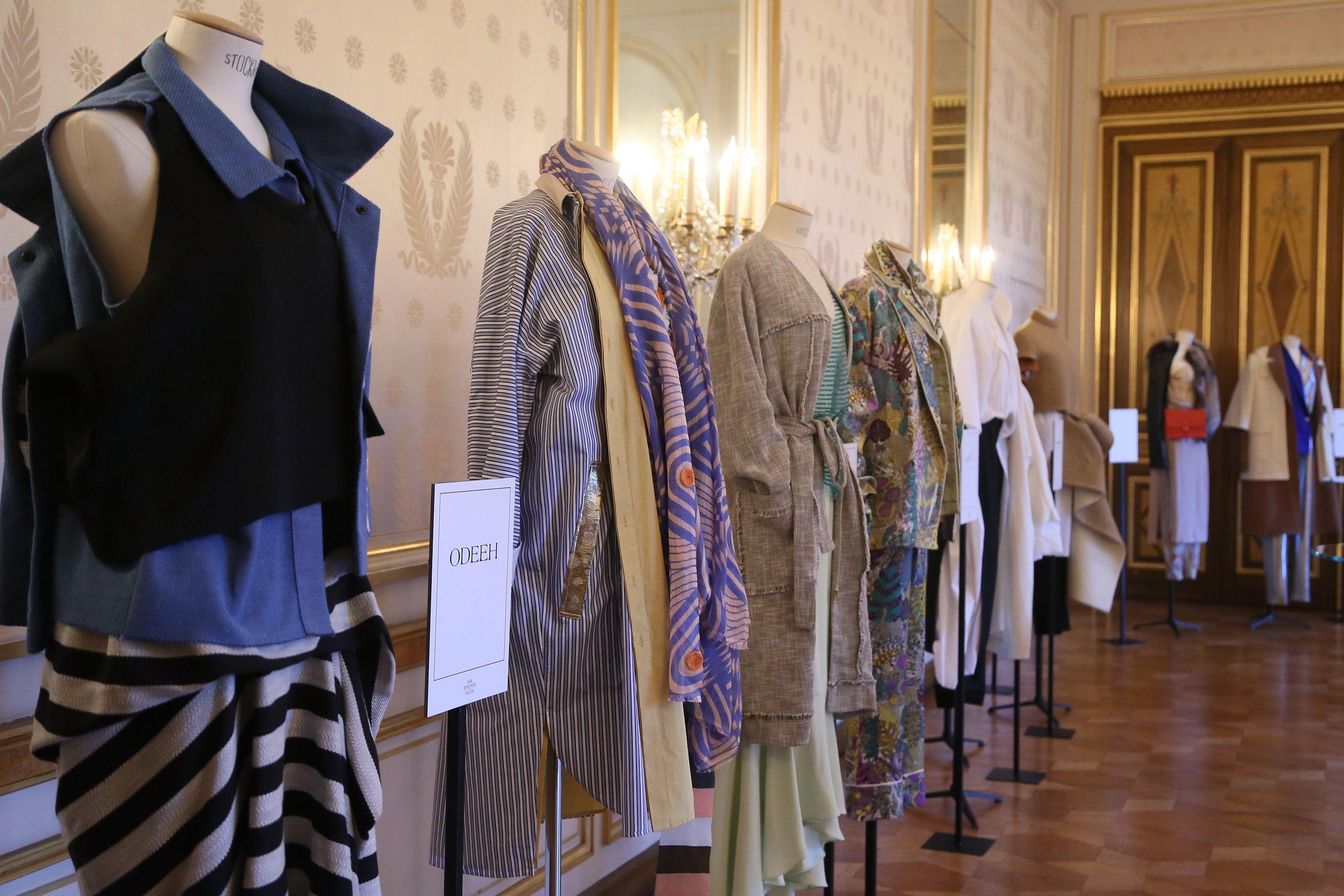 Atmosphere Der_Berliner Mode Salon