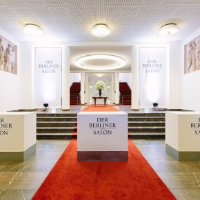 DER BERLINER MODE SALON WILL ONCE AGAIN BE SHOWCASING GERMAN FASHION DESIGN AS PART OF BERLIN FASHION WEEK