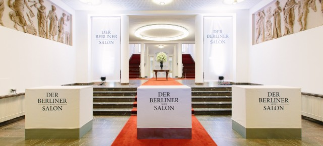 DER BERLINER MODE SALON GEHT IN DIE ZWEITE RUNDE!DER BERLINER MODE SALON WILL ONCE AGAIN BE SHOWCASING GERMAN FASHION DESIGN AS PART OF BERLIN FASHION WEEK