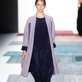 MERCEDES-BENZ FASHION WEEK BERLIN: ISABELL DE HILLERIN