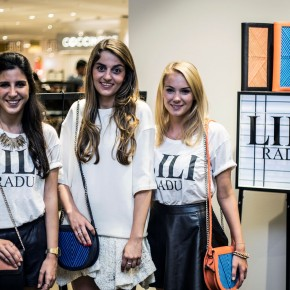 LILI RADU OPENS EXCLUSIVE POP-UP STORE AT KADEWE DEPARTMENT STORE