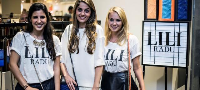 LILI RADU eröffnet ihren exklusiven Pop-Up Store im KaDeWe