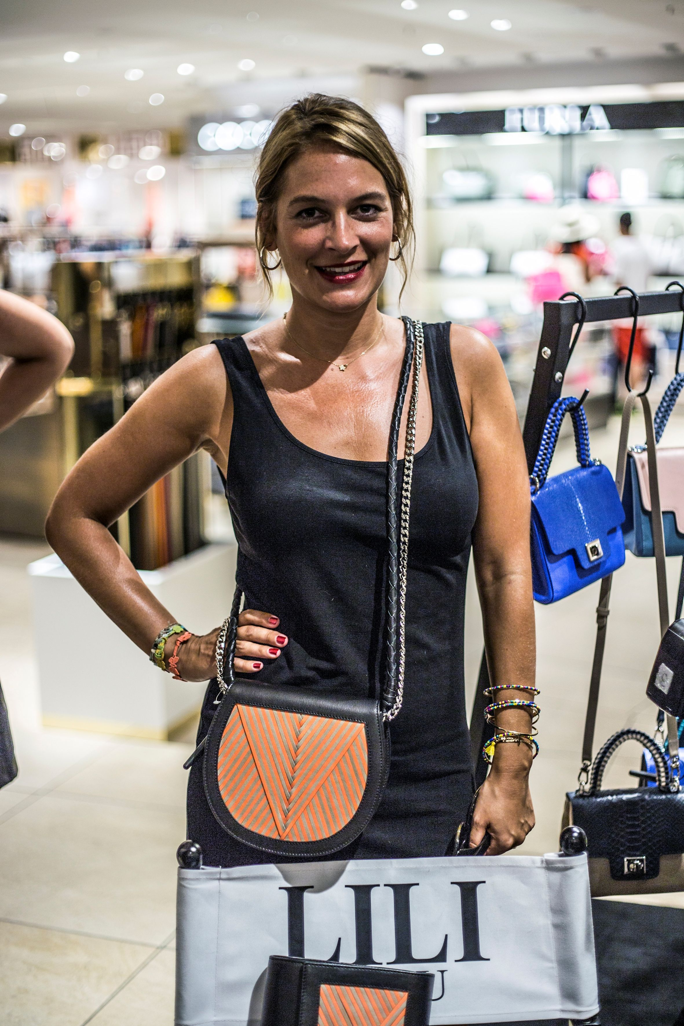 Lili Radu - KaDeWe - Launch IMG_6118 Josephine Thiel