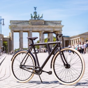 VANMOOF GOES GERMANY - NEW AT PRESS FACTORY