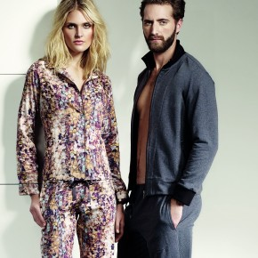 Zimmerli of Switzerland - Lookbook Shooting