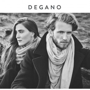 WE WELCOME A NEW CLIENT: THE CASHMERE COUTURE LABEL DEGANO